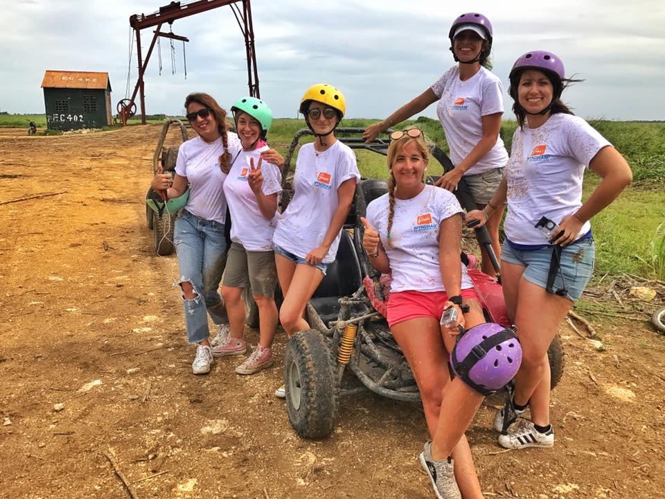 escursioni del viva dominicus buggy