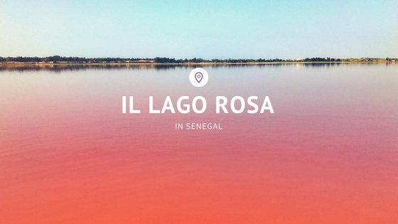 lago rosa in senegal