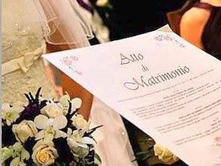 Trascrizione di un Matrimonio in Repubblica Dominicana