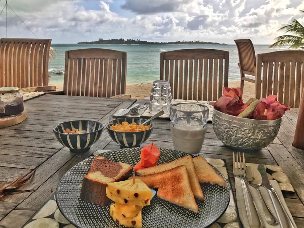 maldive in guesthouse