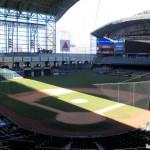 Baseball a Houston? Allo stadio Minute Maid Park of course!
