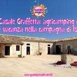 Casale Graffetta: agricamping e case vacanza nella campagna di Ispica