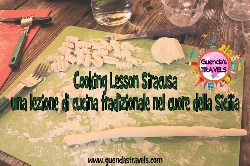 cooking lesson siracusa copertina