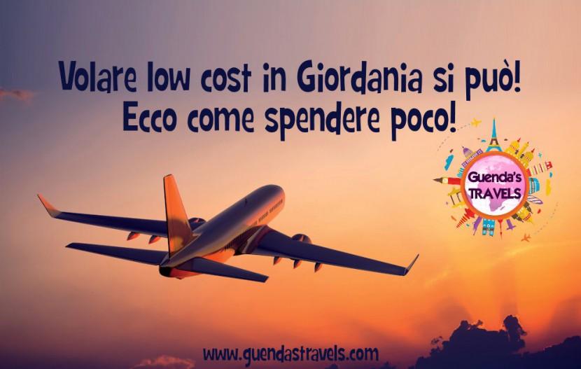 volare low cost in giordania