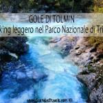 Gole di Tolmin: trekking leggero nel Parco Nazionale di Triglav