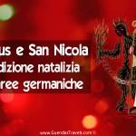Krampus e San Nicola, la tradizione natalizia delle aree germaniche