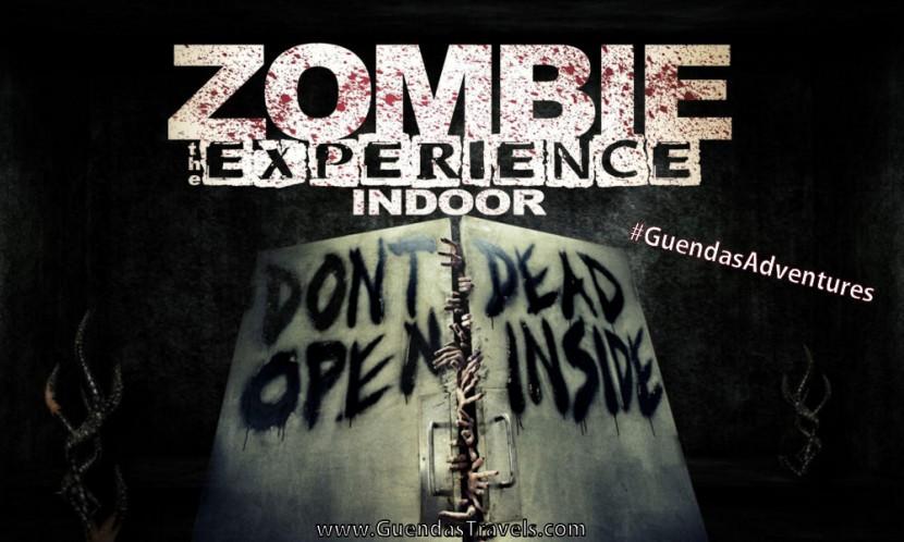 zombie experience indoor