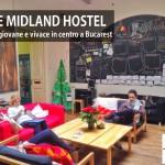 The Midland Hostel: ostello giovane e vivace in centro a Bucarest