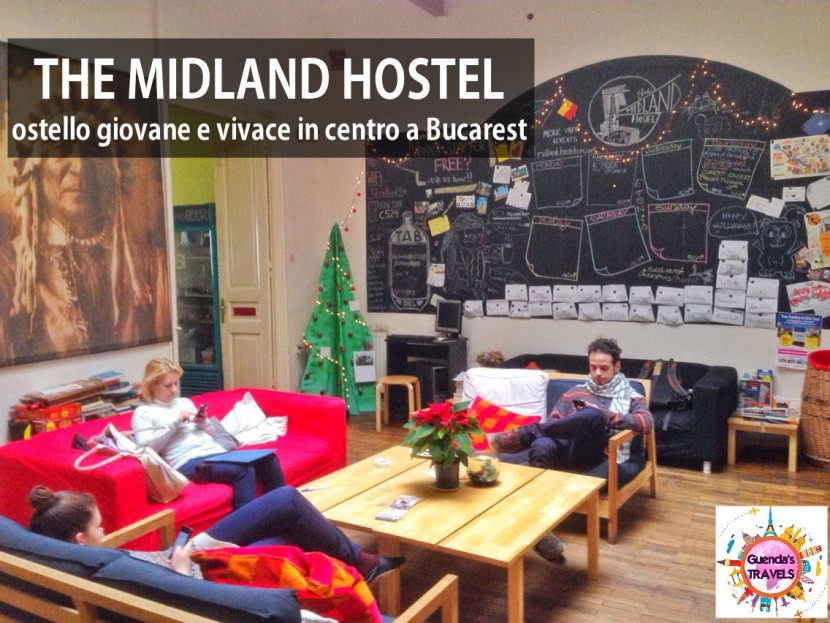 the midland hostel bucharest