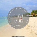 PLAYA ANCON: la bianca spiaggia di Trinidad