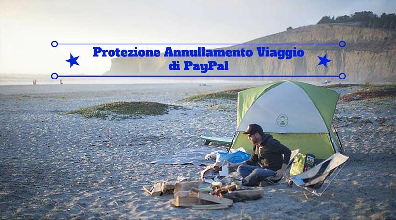 Protezione Annullamento Viaggiodi PayPal