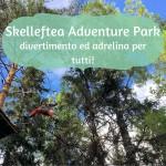 Skelleftea Adventure Park: divertimento ed adrenalina per tutti!