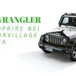 Jeep Wrangler, da scoprire nei 6 MotorVillage d'Italia