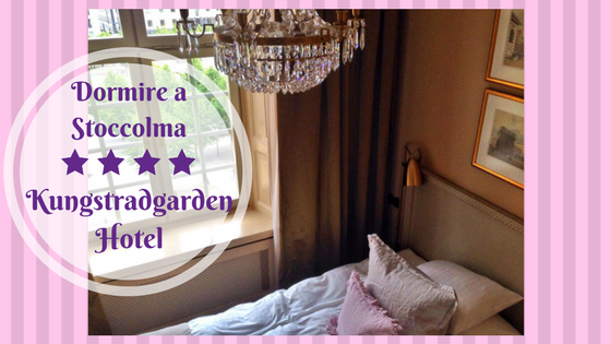 dove dormire a stoccolma a 4 stelle hotel kungstradgarden