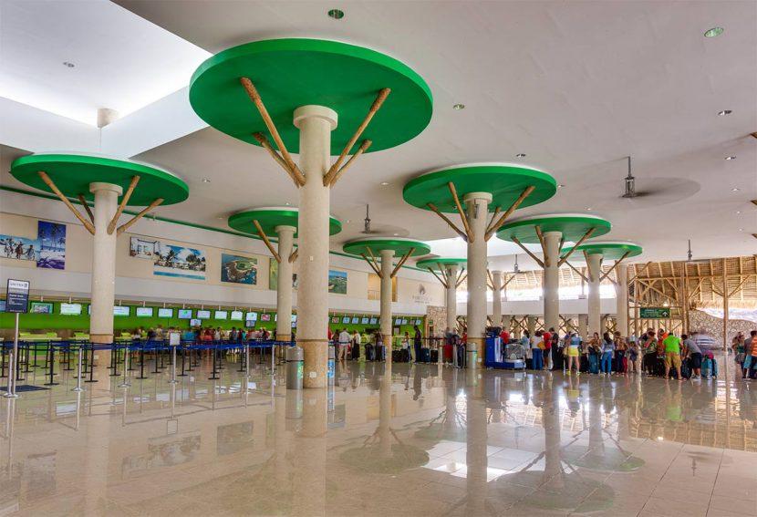 riapertura dell'aeroporto internazionale di punta cana